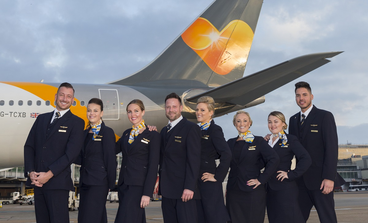 Air hostess jobs manchester